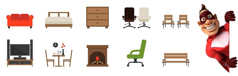 prix garde-meubles Floirac